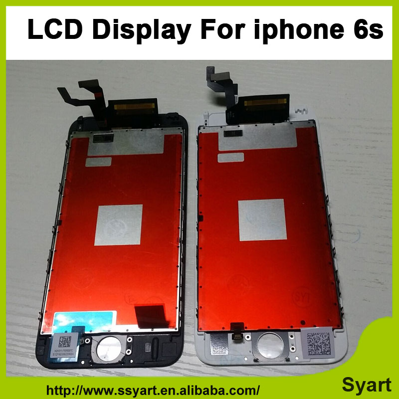 Grade AAA 4 7 Replacement LCD For iPhone 6S Display With 3D touch Screen Digitizer Assembly