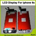 "Grade AAA 4.7 ""substituição display lcd para iphone 6 s 3d com tela de toque digitador assembléia branco lcd preto para iphone6s"