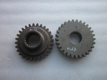 Lenar 254 274 with NJ385, the set of gear and gear Cog, part number: 250.41B.103 and 250.41B.104