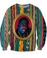 Biggie Crewneck Sweatshirt Notorious B.I.G. jumper Biggie Smalls Character Sweats Fashion Clothing Women Men  Tops Pullover