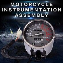 Przyrząd montażowy wskaźniki miernik klastra prędkościomierz przebieg obrotomierz dla Honda Steed VT VLX 400 600 REBEL CA250 CMX250