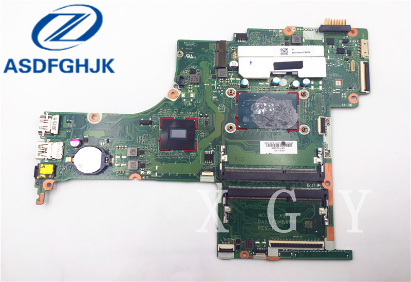 Laptop Motherboard DAX1FDMB6F0 for HP 15-AB Motherboard <font><b>SR2FQ</b></font> <font><b>i7</b></font>-<font><b>6700HQ</b></font> 2.6GHz CPU 832575-601 DDR3L Integrated 100% Test ok image