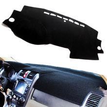 For Honda CRV CR-V 2007 2008 2009 2010 2011 1pc Car Dashboard Cover Mat Dashmat Pad Anti-sunshine
