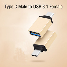 Mini Adapter USB3.1 Type-C To USB OTG Converte High Speed Charging Converters For Huawei Samsung Galaxy Note8