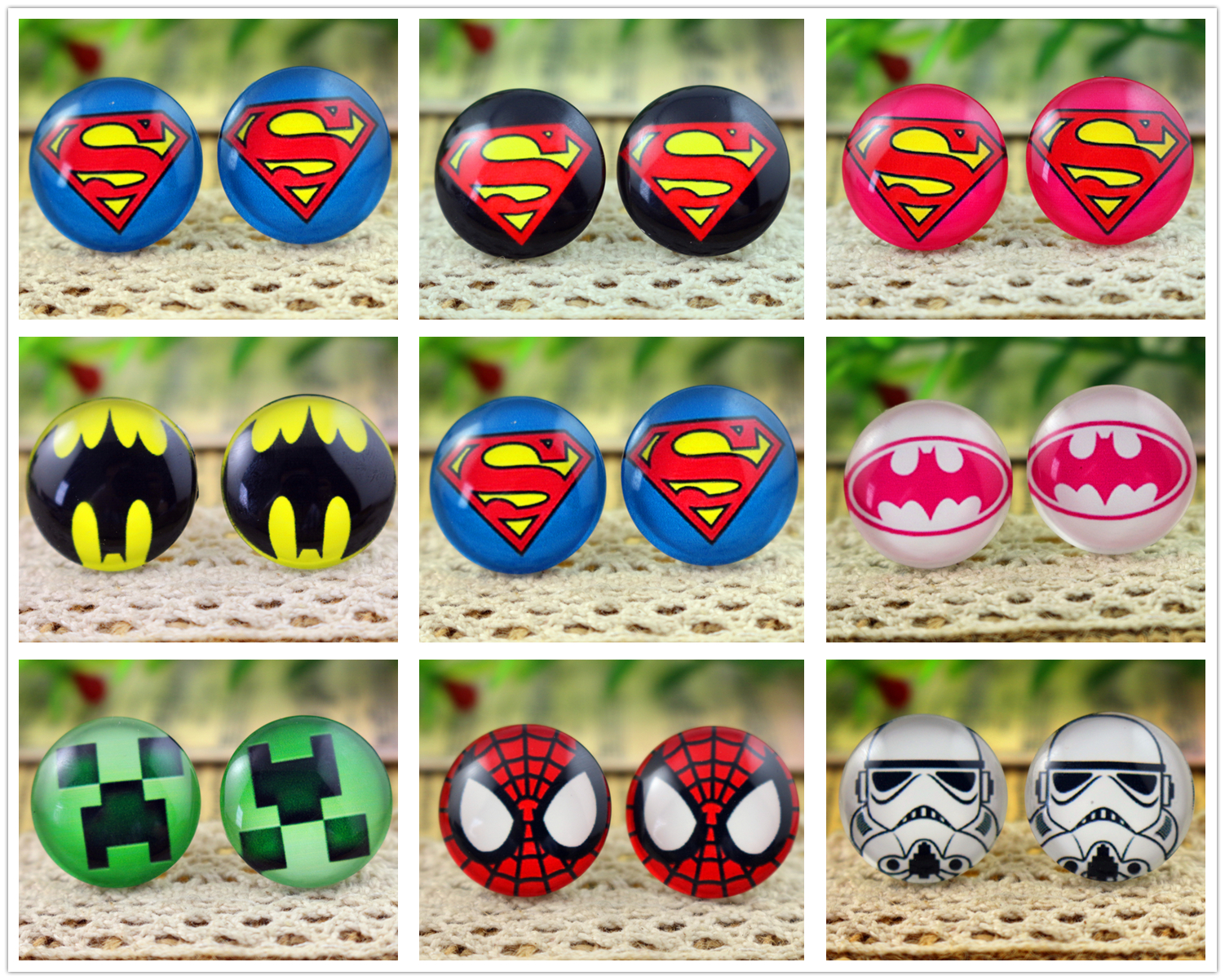 Hot Sale 10pcs/lot 20mm Super Handmade Photo Glass Cabochons Pattern Domed Fit 20mm Cabochon Base Bracelet  SuppliesHot Sale 10pcs/lot 20mm Super Handmade Photo Glass Cabochons Pattern Domed Fit 20mm Cabochon Base Bracelet  Supplies
