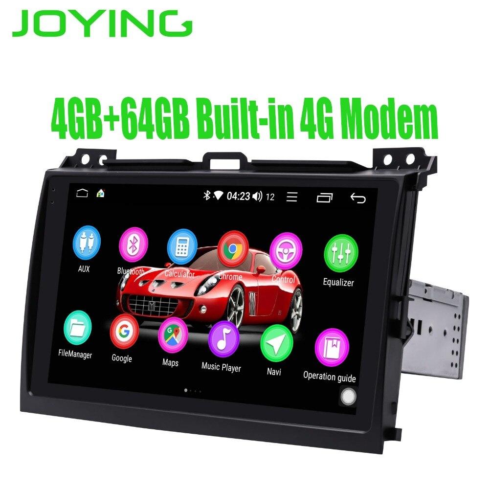 9 Head unit Android 8 1 Car Radio For Toyota Land Cruiser Prado 120 Lexus GX470