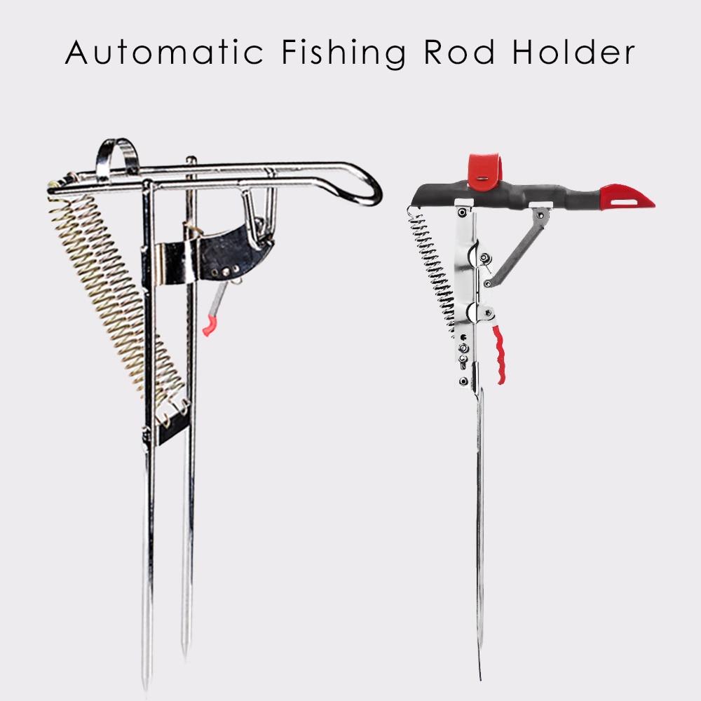 Diy Bank Fishing Rod Holders
