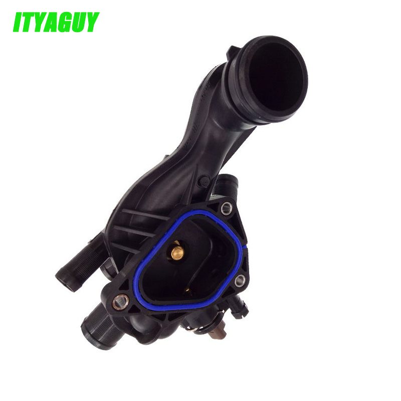 цены New Brand Coolant Thermostat Housing 11537534521 11 53 7 534 521 for Citroen Peugeot Mini