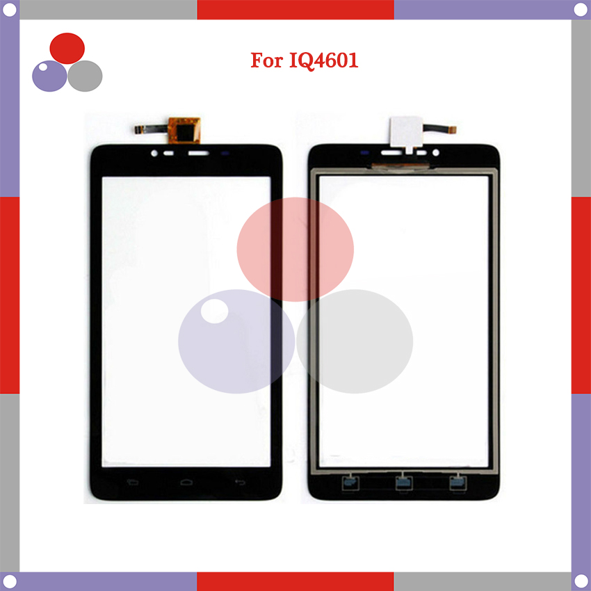6.0 For Fly IQ4601 Era Style 2 Touch Screen Panel Sensor Digitizer Outer Glass Lens