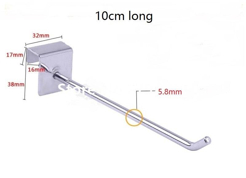 200 unidades pacote 10 cm de comprimento 6mm de diametro dispositivo anti roubo de seguranca