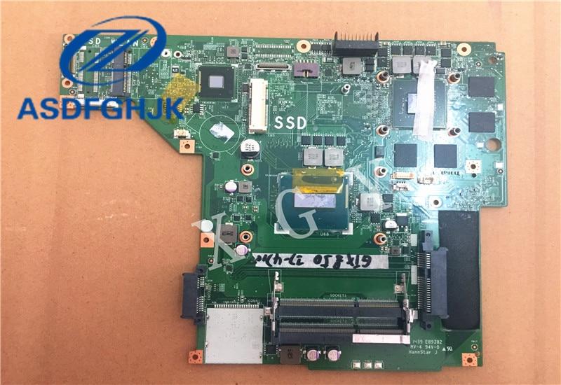 MS 16K21 laptop motherboard FOR MSI GS73VR MOTHERBOARD SR32Q