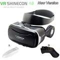 Gafas de realidad virtual 3d vidrios originales shinecon 4.0 google caja de cartón vr 2.0 vr vr auricular para 4.0 ''6.0'' smartphone