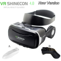Virtual Reality goggles 3D Glasses Original VR Shinecon 4.0 google cardboard VR BOX 2.0 VR headset For 4.0''-6.0'' smartphone
