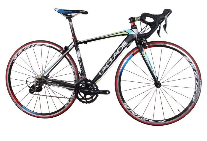 Laplace Sora 3500-D carretera bicicleta y bicicleta / alta calidad 700C aleación