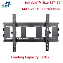 "Adjustable TV Wall Mount Thickening Tilt TV Bracket Stand for PLASMA LED LCD TV 32""- 65"" Metal Help 50kg"