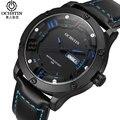 OCHSTIN Relógios Homens Auto Data De Quartzo-Relógio Mens Relógios Top Marca de Luxo de Nova Couro Esporte relógio de Pulso relogio masculino hodinky