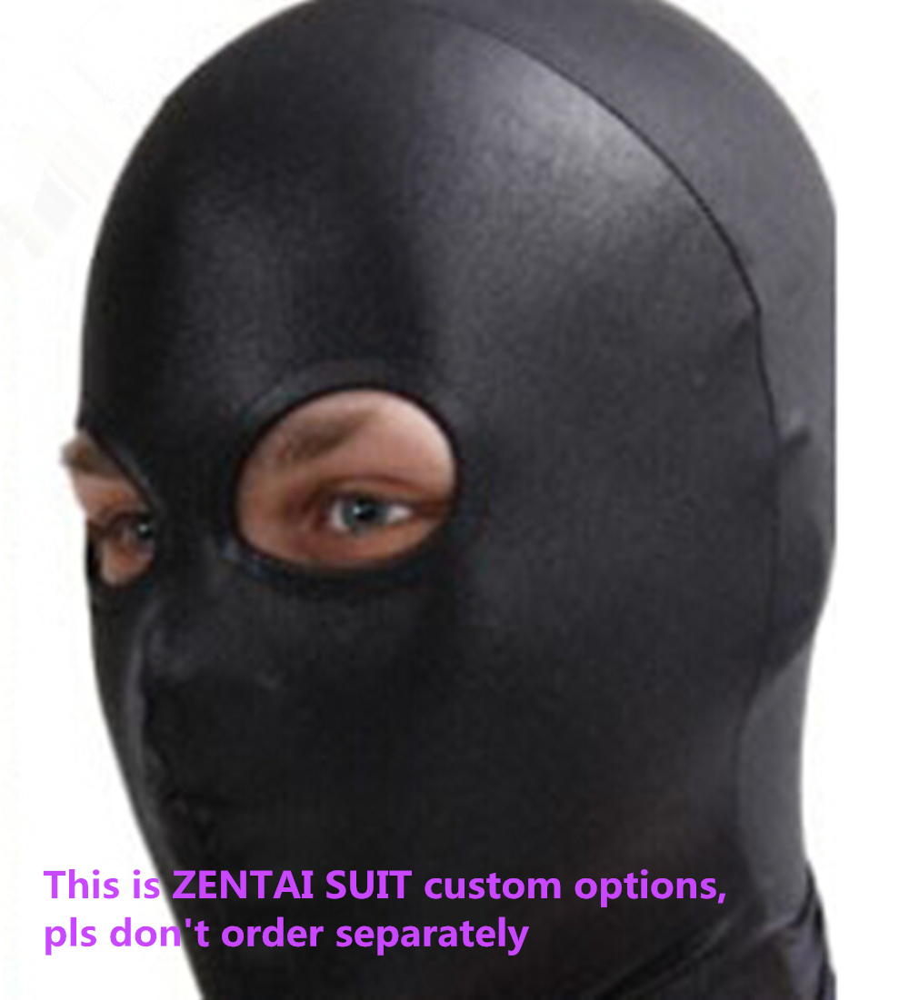 (CT05)Customize Option Of open eyes/open eyes and mouth/open face