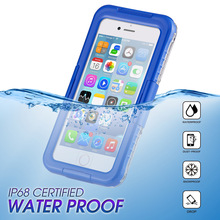 Applicable New GalaxyS9 Waterproof Shell Dust Diving Cross-border Hot Mobile Phone Case
