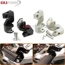 Мотоцикл пассажирский подставка для ног Перемещение для BMW R1200GS 05-12/R1200GS ADV 06-13