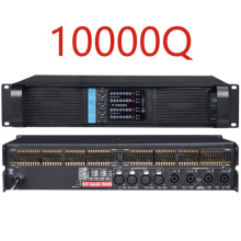 Begagear 10000Q New Line Array Amplifier 2500W*4 Channel Amplifier Professional Sound System DJ Power Audio Amplifier High Power
