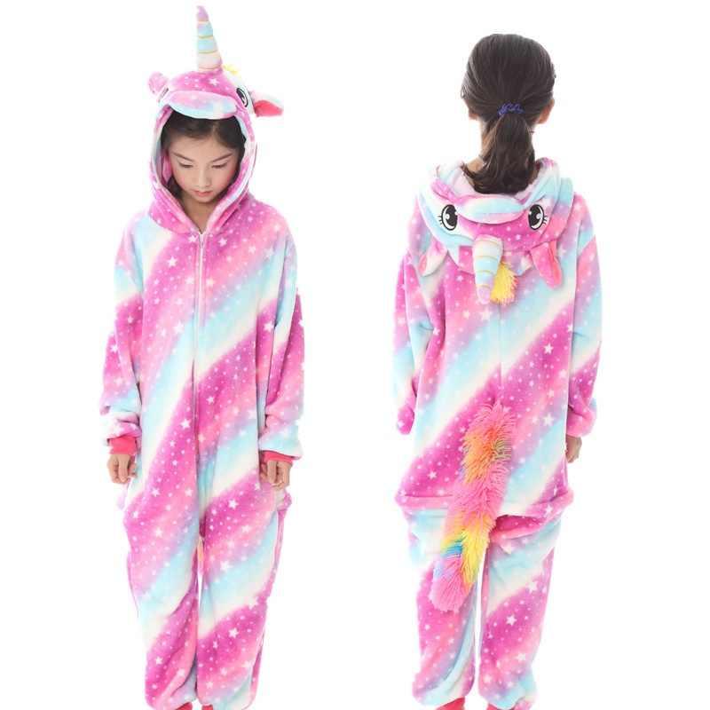 Подробнее Обратная связь Вопросы о Новые детские пижамы Kigurumi с ... afbe76e9f156e