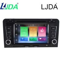 For Audi A3 S3 2003 2013 Android 6 0 Car DVD Player With 8 Octa Core