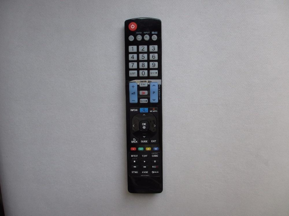 Remote Control For LG 32LB570V 42PT353K 47LD420C 60PV250K  AKB73756559 50PB660V 32LB580V 42LB580V 47LB580V 32LB580U LCD LED TV аккумулятор для lg ks 660 киев