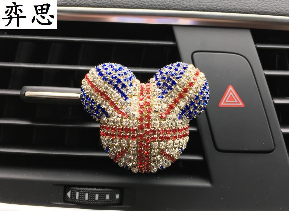 Automobile de aer condiționat Parfumuri de ieșire Clip Car Styling - Accesorii interioare auto