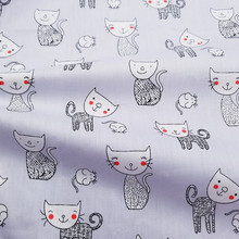 Twill Cotton FabricCotton Patchwork Cloth for DIY Sewing Quilting Fat Quarters Material For Baby&Child