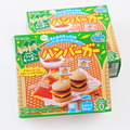 Hot DIY hamburger sweets candy food Japanese kracie popin cookin snack Imported food japanese-food-sweets taste candy from Japan
