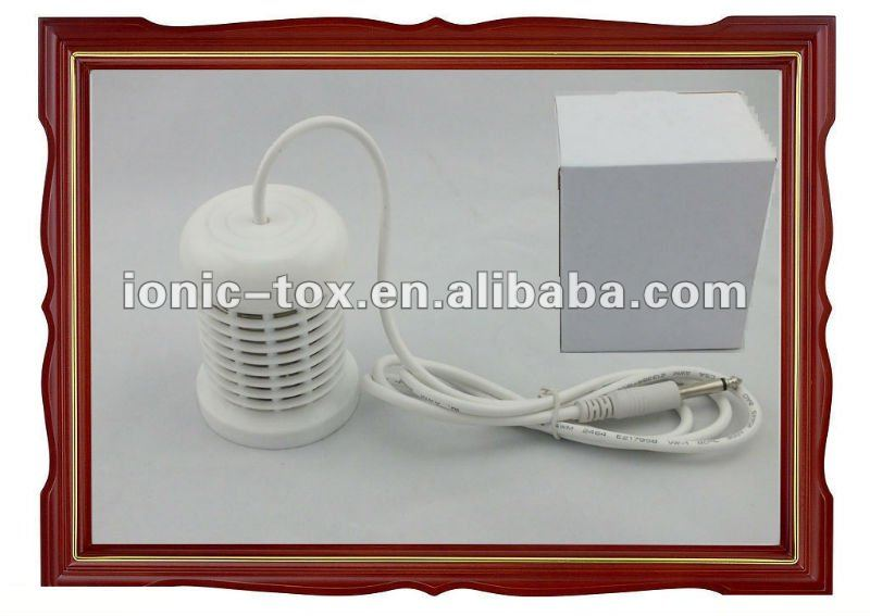 SGA-01 black or white color detox machine cleanse array