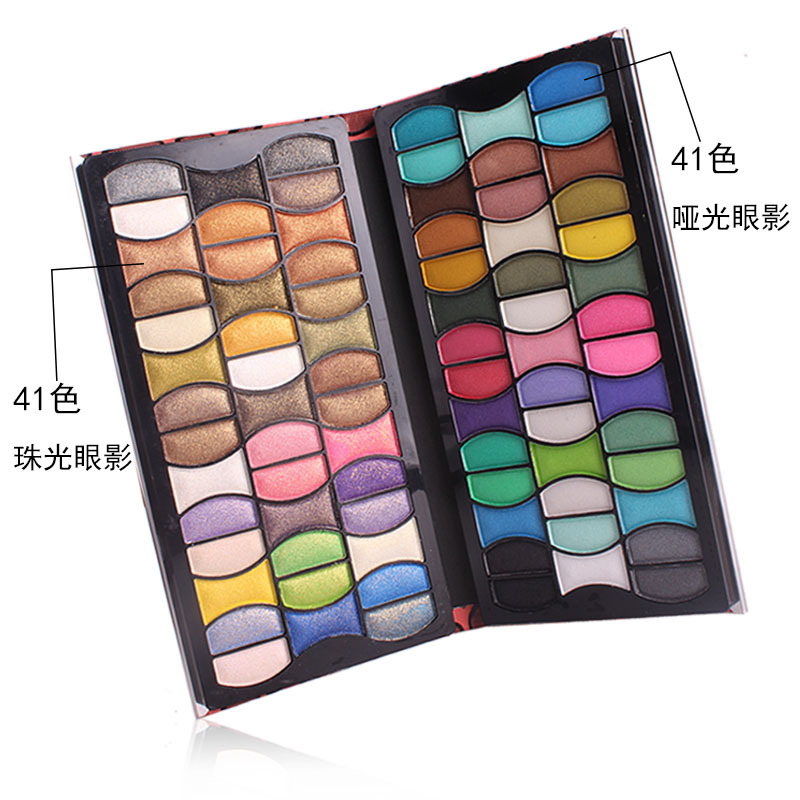 Eye Shadow Matte Makeup Palette for Women Palette Makeup Eye Shadow Women