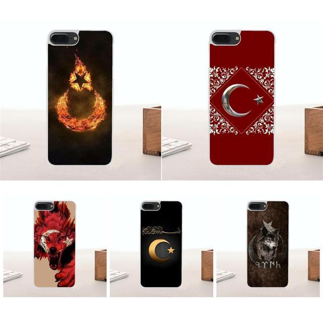 Bixedx чехол для телефона из ТПУ с принтом Чехлы Ретро защитный чехол для мобильного телефона Республика Турецкий флаг для Samsung Galaxy A3 A5 A7 J1 J2 J3 J5 J7 2015 2016 2017