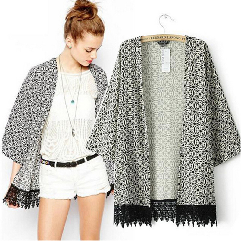 Knitting Pattern For Kimono Sweater : Popular Knit Kimono Pattern-Buy Cheap Knit Kimono Pattern lots from China Kni...