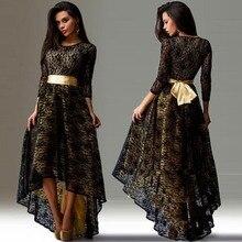 2016 New Sexy Lace Formal Party font b Dress b font font b Prom b font