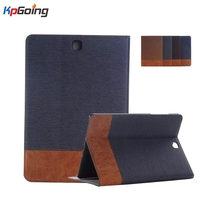 Luxury For Samsung Galaxy Tab A 9 7 T550 SM T550 Case Wallet Stand PU Leather