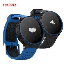 Smart Браслет Bluetooth 4.0 Часы Монитор Сердечного Ритма Смарт-браслет плавательный IP68 фитнес-часы анти потерял для Android IPhone