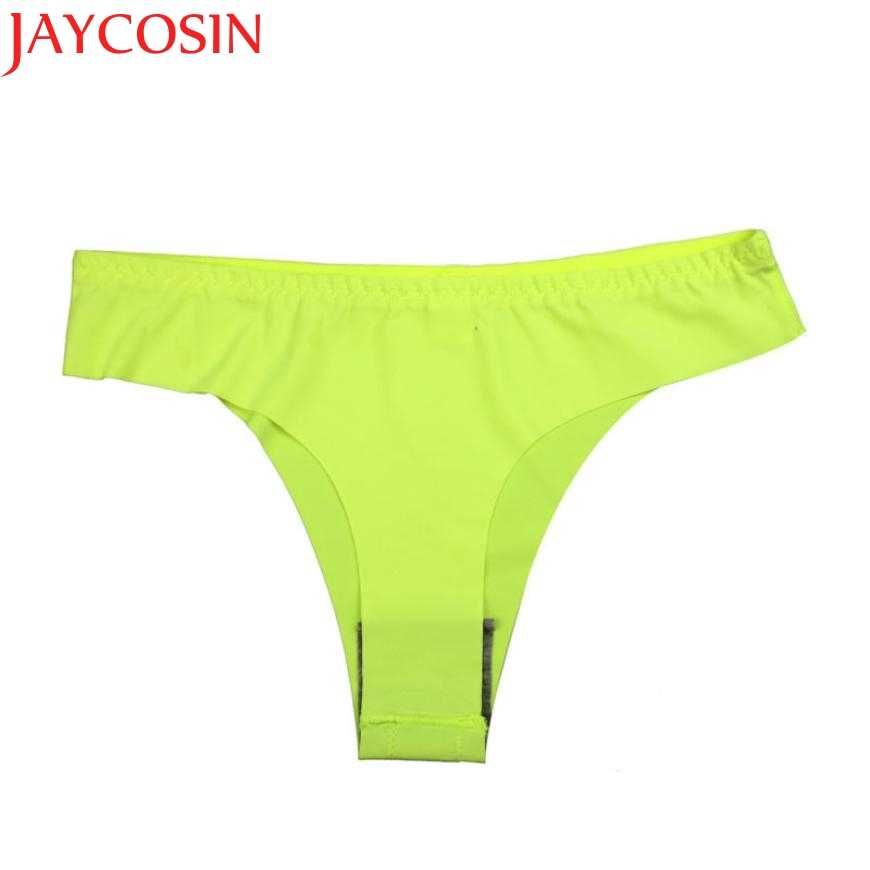 a38ec1b36f4 ... JAYCOSIN Women Invisible Underwear Thong Cotton Spandex Gas Seamless  Crotch Drop Shipping S15 Drop Shipping ...