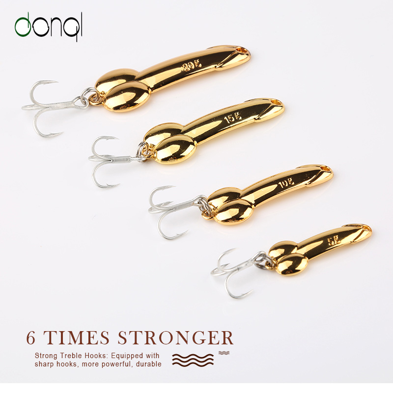 DONQL Metal Spinner DD Spoon Bait Fishing Lure 5g 10g iscas Artificias Hard Baits Silver Gold Bass Pike Fishing Tackle 10pcs 21g 14g 10g 7g 5g metal fishing lure fishing spoon silver and gold colors free shipping