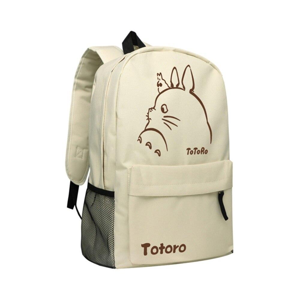 Zshop Cute Totoro Backpack Children Kids Book Bag Kawaii Schoolbag Boys and Girls Mochila Backpacks 12 inch cartoon minions kids school backpack bag child backpacks for girls boys cool schoolbag children mochila escolar infantil
