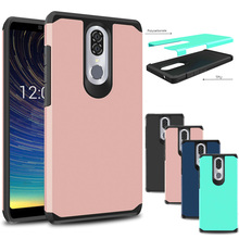 For Coolpad Legacy/Alchemy Dual Layer Hybrid Armor Case Shockproof Anti Scratch case Protective Soft TPU & Hard Back Cover