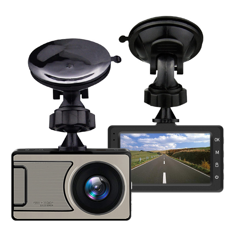 Novatek 96658 Car DVR Camera Full HD 1080P Dash Camera 30Fps Video Registrator Car 170 Degree Dash Cam Night Vision Recorder Car цена
