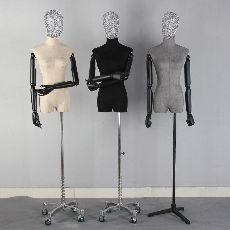 Halblanger Stoff des hohlen Kopfes des menschlichen Körpers stützt - Kunst, Handwerk und Nähen - Foto 3