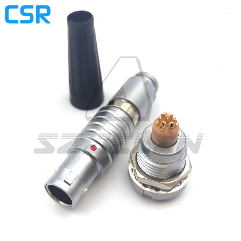 0B 7Pin Connector,FHG.0B.307.CLAD//EGG.0B.307.CLL,7Pin Camera Power Connector