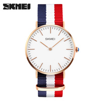 2018 Новый SKMEI Топ Элитный бренд Для мужчин и роскошные женские кварцевые часы Мода Повседневное ультратонкие Наручные часы Relogio Masculino 1181