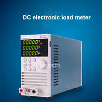 KP184 DC Electronic Load Battery Capacity Tester High-precision Battery Discharge Capacity Tester AC110V/220V RS485/232 150V 40A