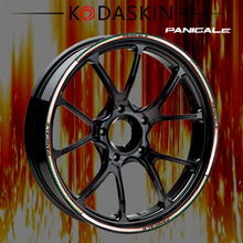 KODASKIN Wheel Decals Stickers Rim Stripes for DUCATI DIAVEL 899 959 1199 1299 panigale