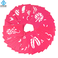 OPHIR 30PCS Reusable Airbrush Stencils for Body Painting Glitter Tattoo Henna Temporary Tattoo Template Sheets _STE006(1-30)