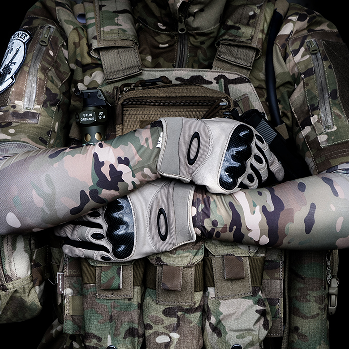 2016 High Elastic Multicam Camouflage Sleevelet  Multicam Summer Arm Warmer CP Multicam Black MCBK Multicam Arid MCA