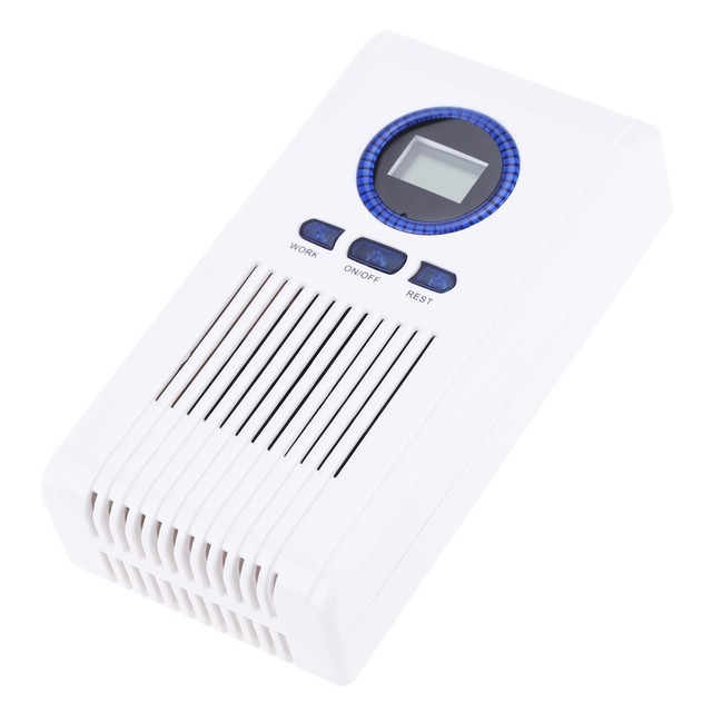 O Air Purifier Ozone Generator Toilet Disinfectant Machine Air - Bathroom air purifier